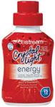 """SodaStream Crystal Light Wild Strawberry Energy Drink, The SodaStream Crystal Light Wild Strawberry Energy Drink is a Wild Strawberry flavoured refreshing beverage"