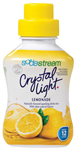"""SodaStream Crystal Light Lemonade, The SodaStream Crystal Light Lemonade SodaMix is a naturally Lemonade flavored refreshing beverage for a tasty treat"