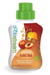 """""""SodaStream Peach Iced Tea, The SodaStream Peach Iced Tea SodaMix is a Peach Iced Tea flavoured refreshing beverage for a tasty treat to enjoy with family and friends"""