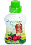 """SodaStream Green Tea Mixed Berry, The SodaStream Green-Tea-Mixed-Berry-SodaMix is a green tea mixed berry flavoured refreshing beverage for a tasty treat to enjoy with family and friends"