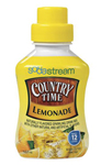 """""""SodaStream Country Time Lemonade, The SodaStream Country Time Lemonade SodaMix is a lemonade sparkling drink mix with other natural and artificial flavors"""