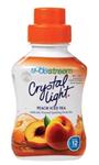 """SodaStream Crystal Light Peach Iced Tea, The SodaStream Crystal Light Peach Iced Tea SodaMix is a Peach Iced Tea flavored refreshing beverage for a tasty treat"